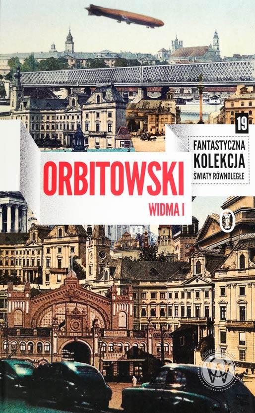 """Łukasz Orbitowski """"Widma"""""""