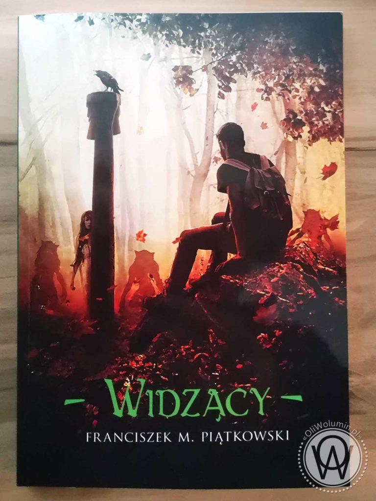 """Franciszek M. Piątkowski """"Widzący"""""""