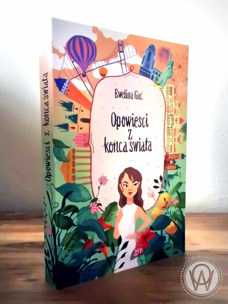 """Ewelina Gac """"Opowieści z końca świata"""""""
