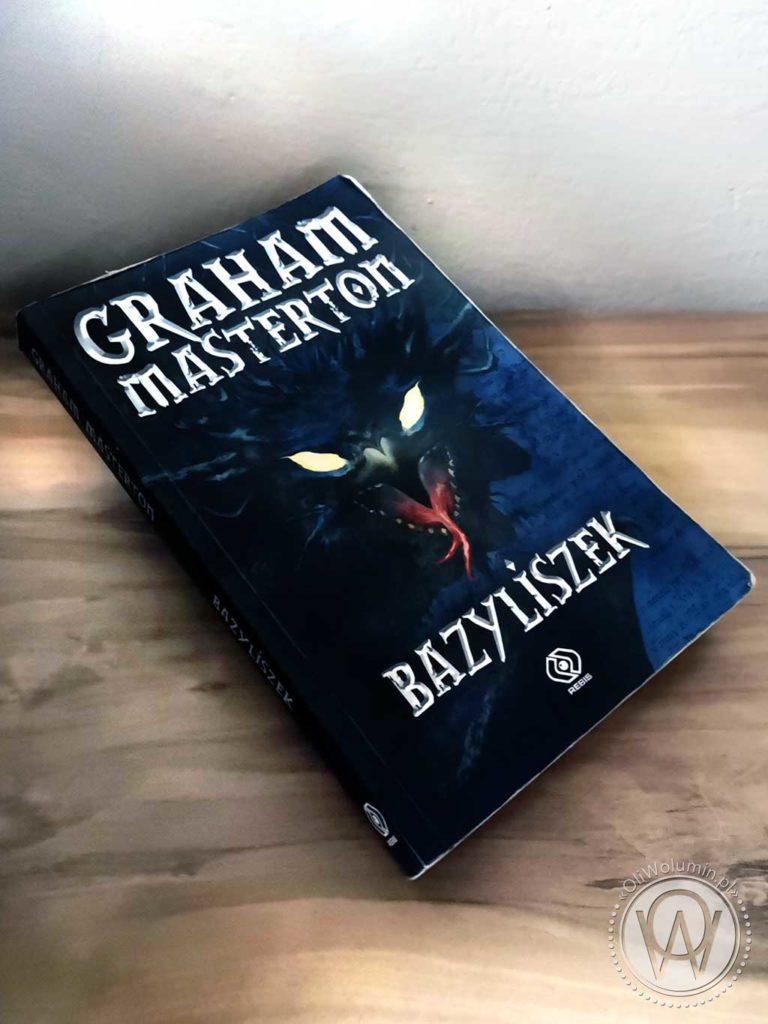 """Graham Masterton """"Bazyliszek"""""""