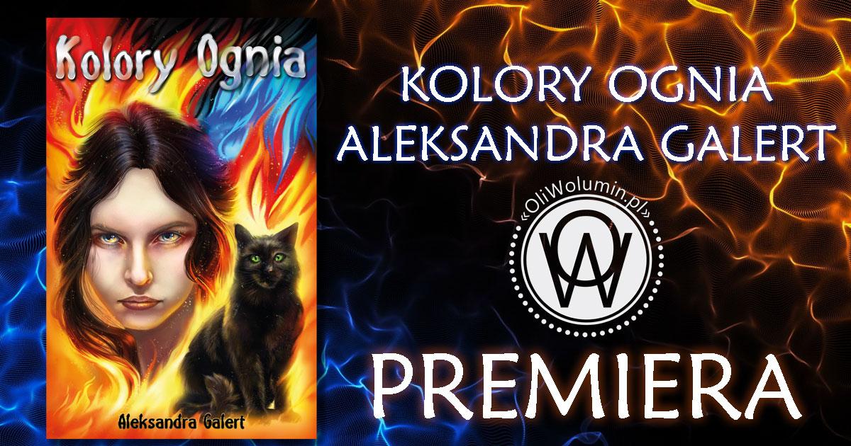 "PREMIERA ""Kolory Ognia"" Galert"