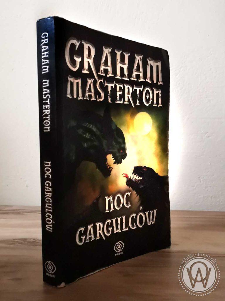 "Graham Masterton ""Noc gargulców"""