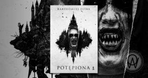 """Recenzja """"Potępiona"""" Bartłomiej Fitas"""