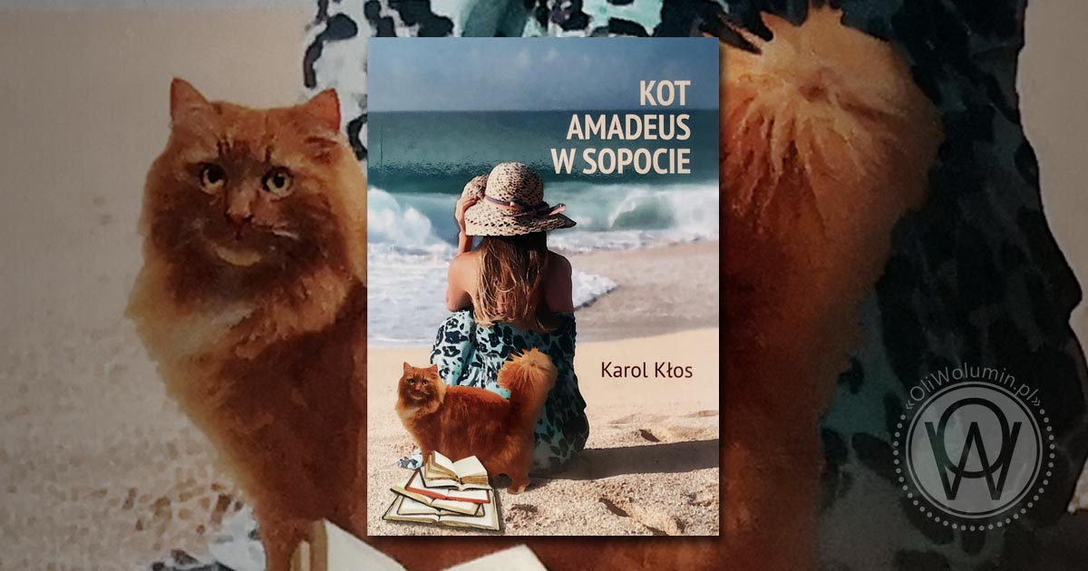 """Recenzja """"Kot Amadeus w Sopocie"""" Karol Kłos"""