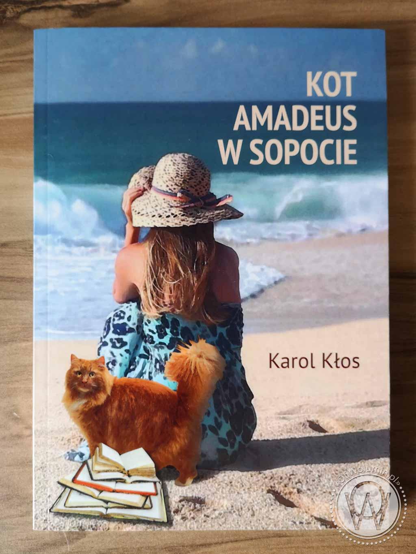"""Karol Kłos """"Kot Amadeus w Sopocie"""""""