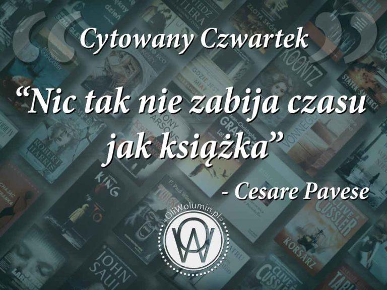 Cytowany Czwartek - Cesare Pavese