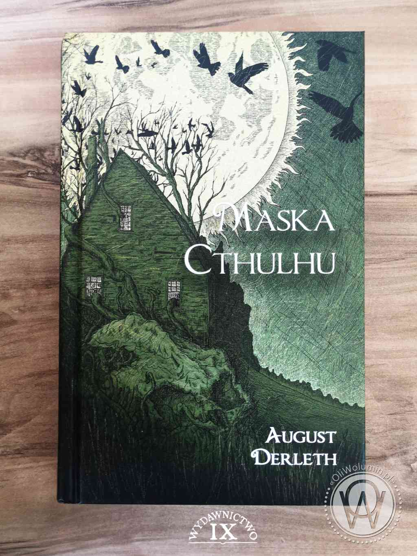 Maska Cthulhu - August Derleth