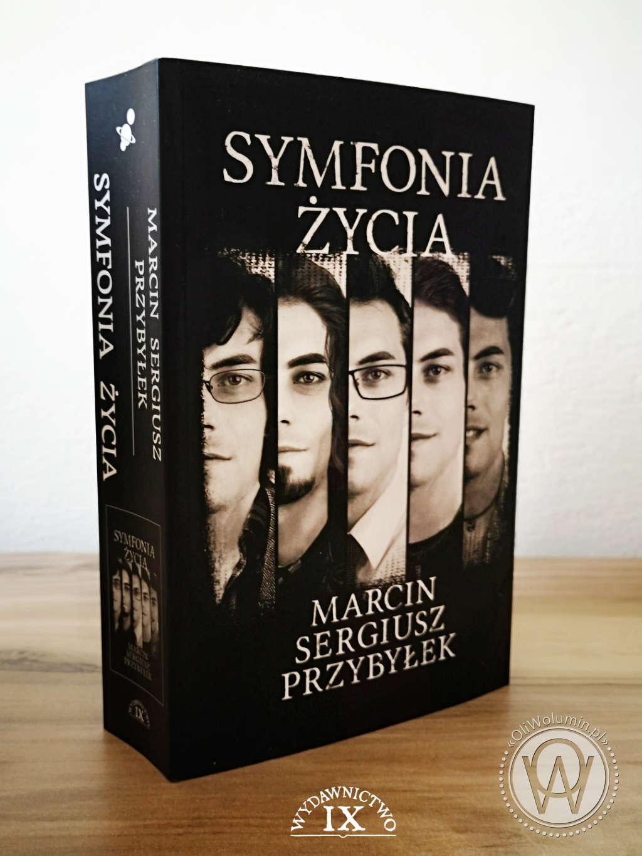 Symfonia życia - Marcin Sergiusz
