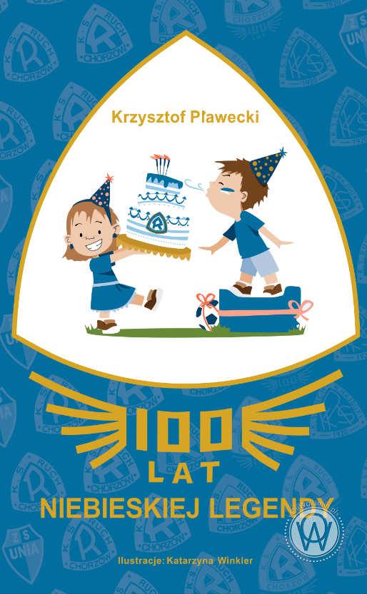 """""""100 lat Niebieskiej Legendy"""" Krzysztof Pławecki"""