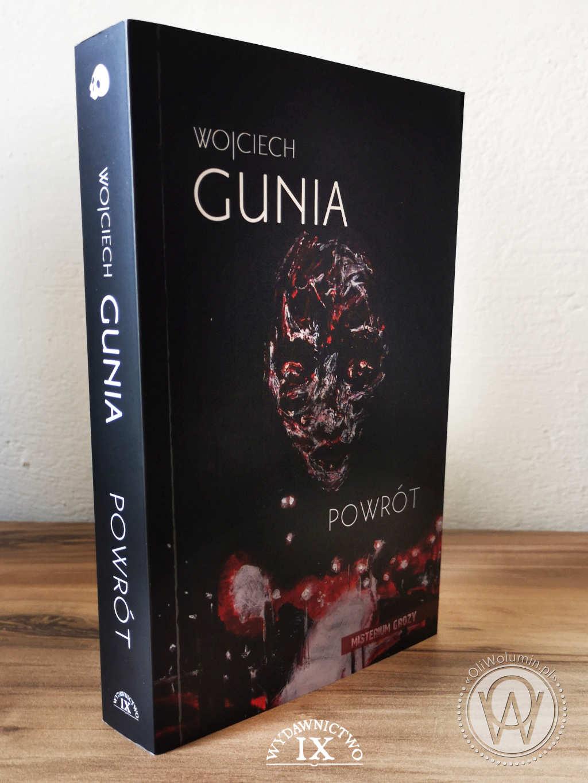 Powrót - Wojciech Gunia