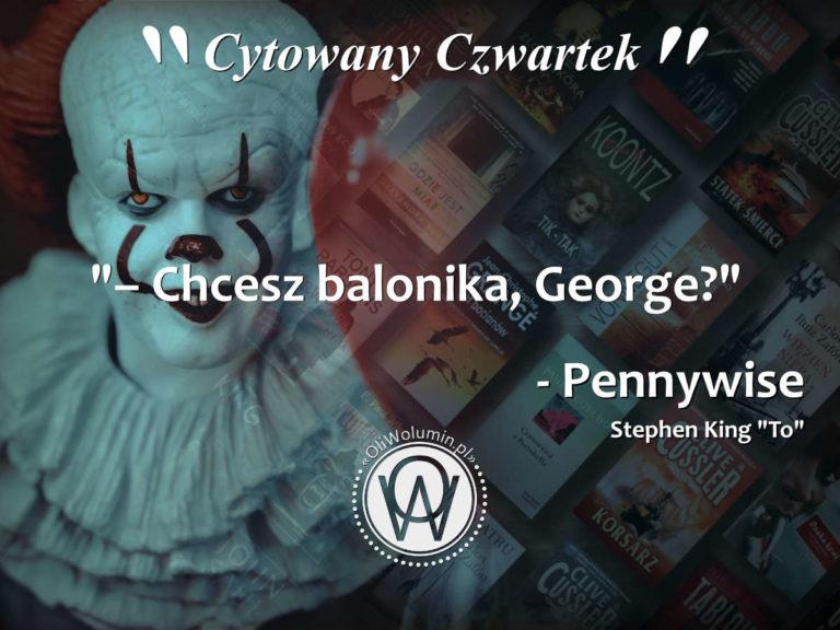 Cytowany Czwartek - Pennywise