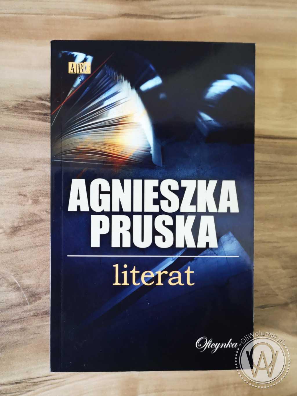 Literat Agnieszka Pruska