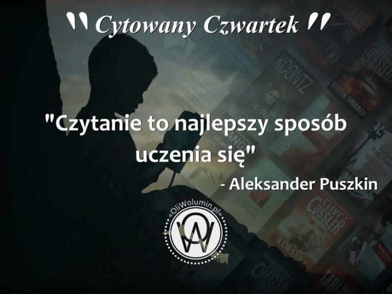 Cytowany Czwartek - Aleksander Puszkin