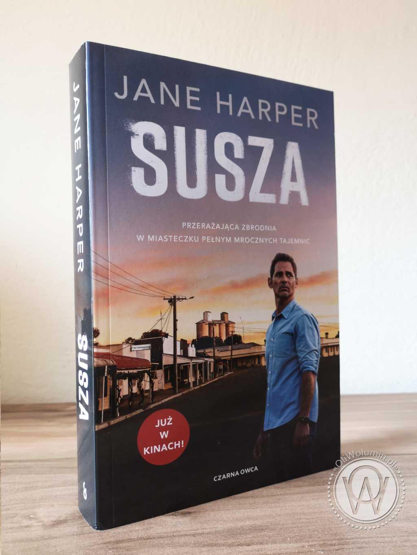 Jane Harper - Susza
