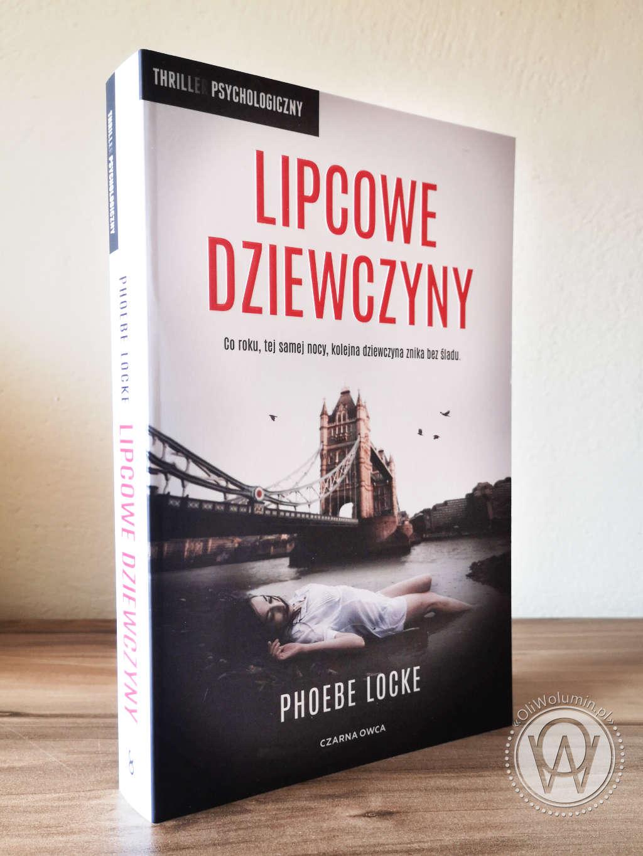 Lipcowe dziewczyny - Phoebe Locke