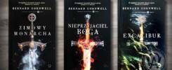 "Bernard Cornwell ""Trylogia Arturiańska"""