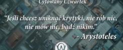 Cytowany Czwartek - Arystoteles