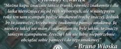 Cytowany czwartek Bruno Wioska