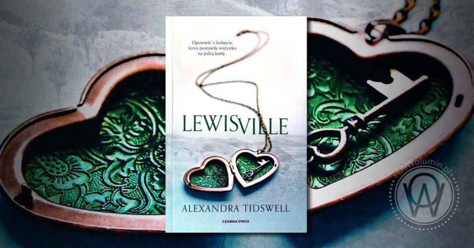 "Alexandra Tidswell ""Lewisville"""
