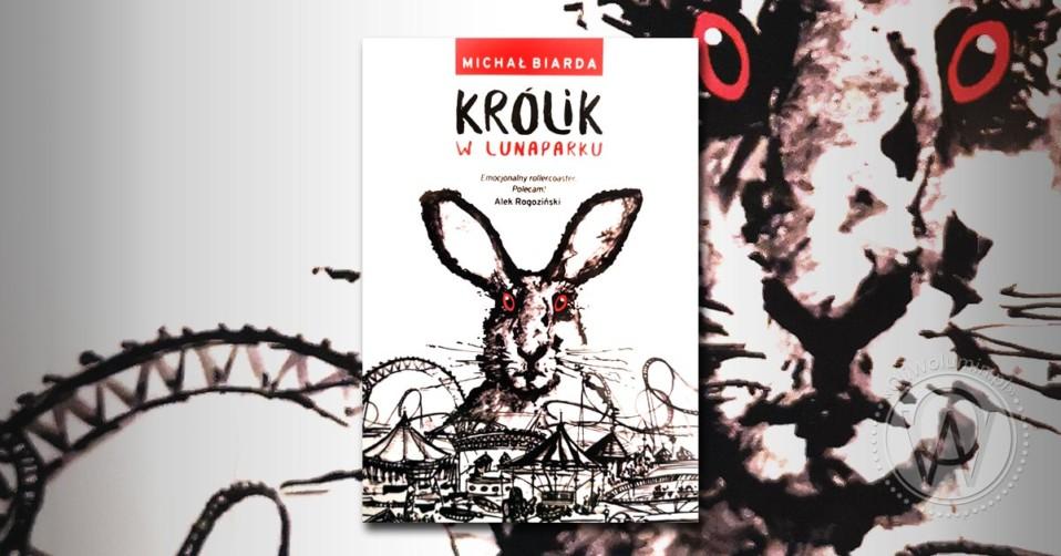 """Recenzja """"Królik w lunaparku"""" Michał Biarda"""