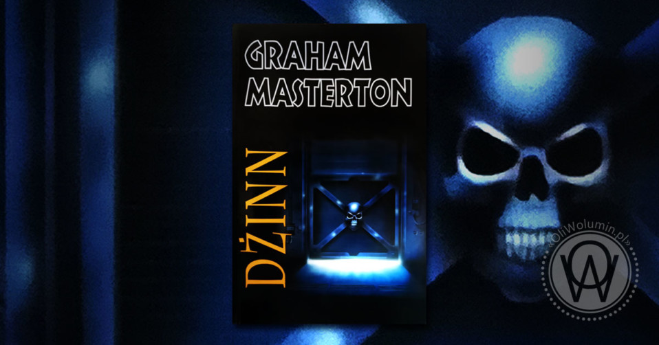 "Recenzja ""Dżinn"" Graham Masterton"