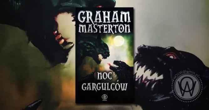 "Recenzja ""Noc gargulców"" Graham Masterton"