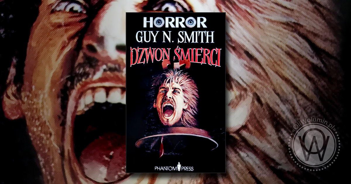 """Recenzja """"Dzwon Śmierci"""" Guy N. Smith"""