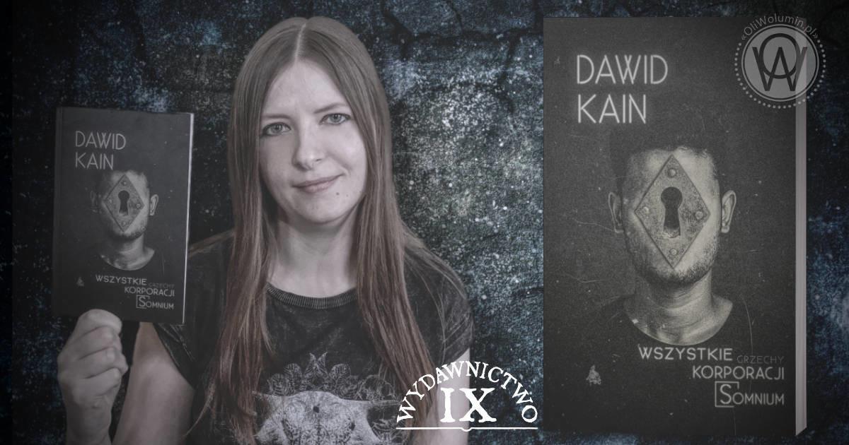 Wszystkie grzechy korporacji somnium - dawid kain
