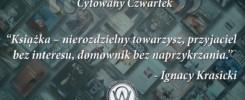 Cytowany Czwartek - Ignacy Krasicki