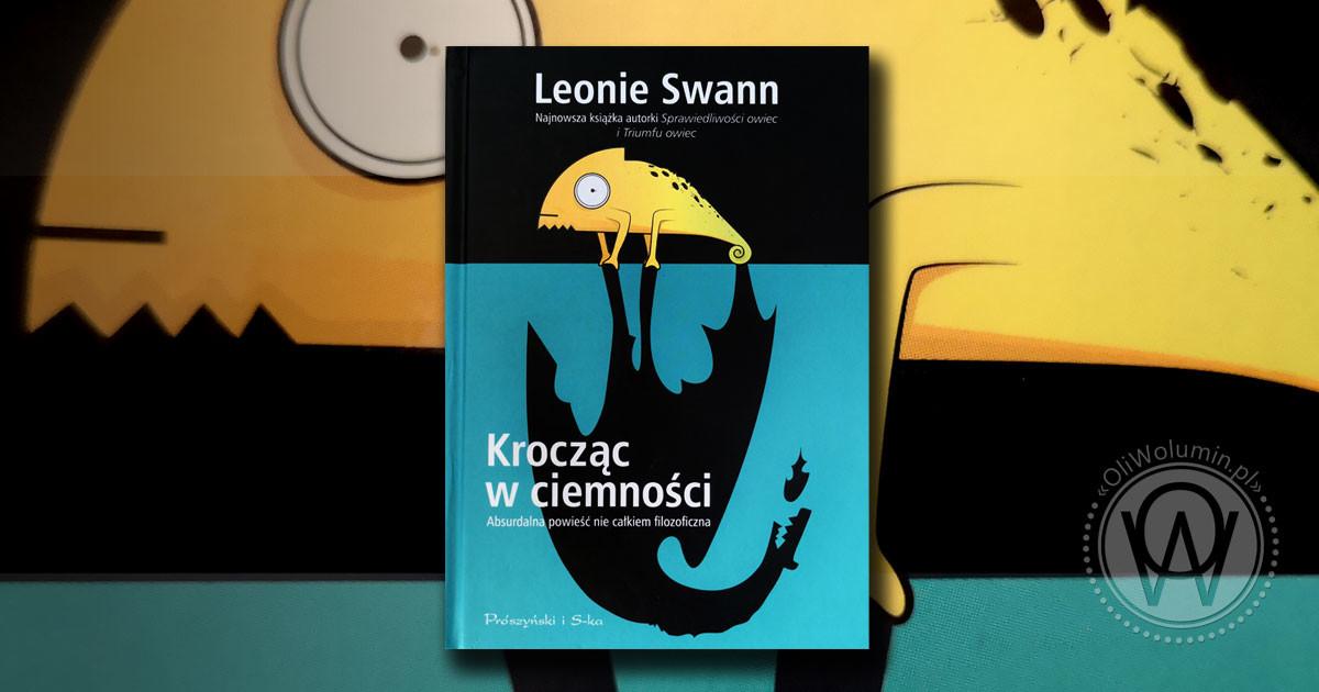 Leonie Swann Krocząc w ciemności