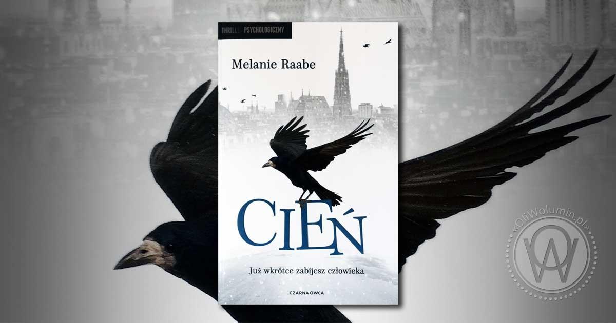 """Recenzja """"Cień"""" Melanie Raabe"""