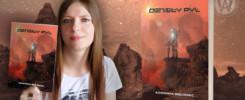 """""""Ognisty pył"""" Adrianna Biełowiec"""