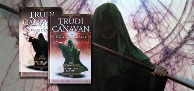 Trudi Canavan Nowicjuszka