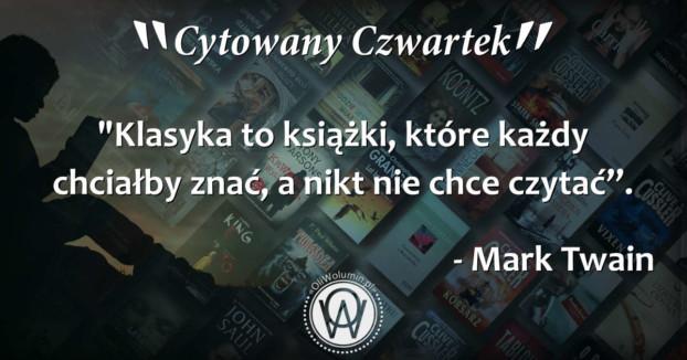 Cytowany Czwartek - Mark Twain